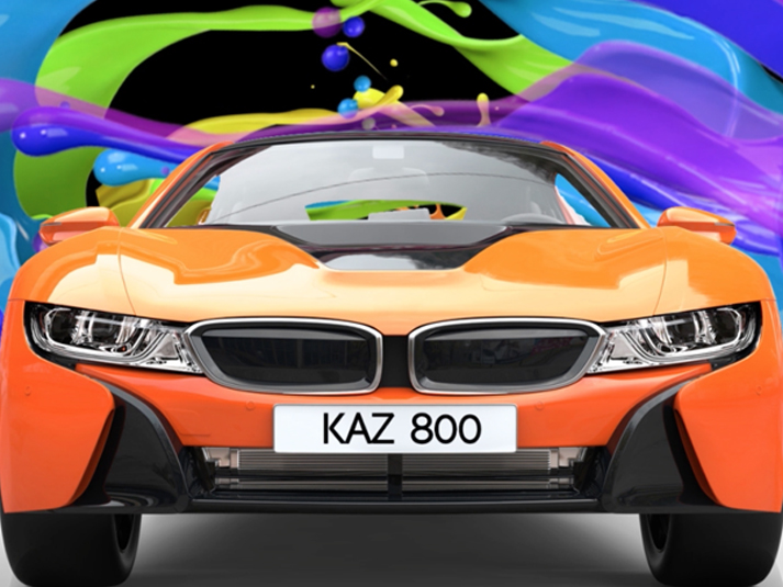 'An Advert for Kaz Cars'