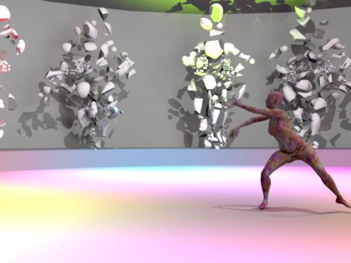 Overcome – 3D Animation