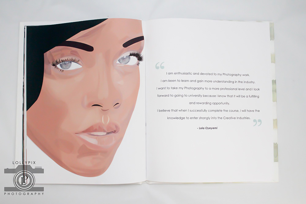 blurb indesign template - why i created a photobook using blurb lollypix